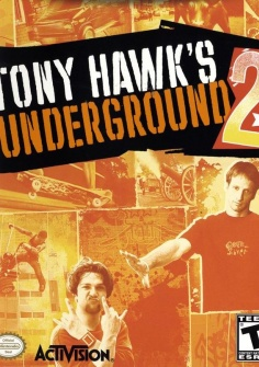 Cover Tony Hawk's Underground 2