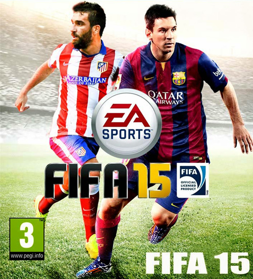 Cover FIFA 15: Ultimate Team Edition