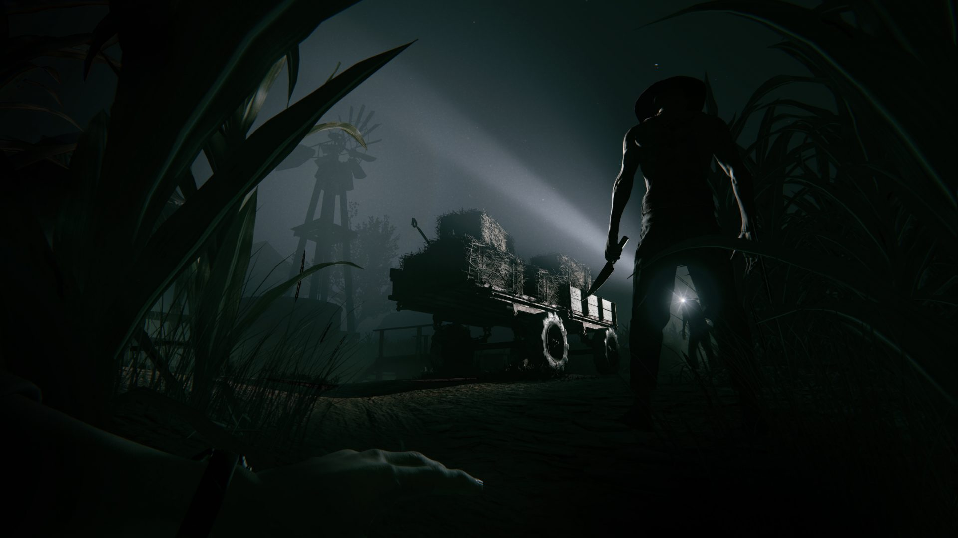 Screenshot for the game Outlast 2 [v 1.0.17517.0] (2017) PC | RePack от R.G. Механики