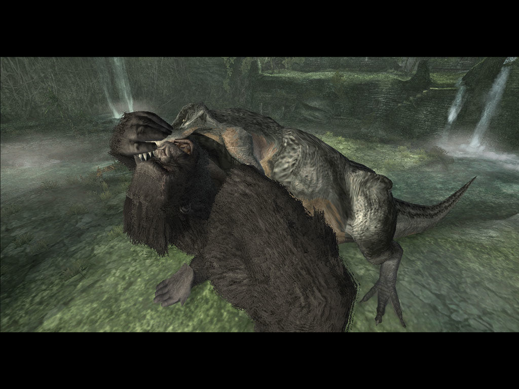 Screenshot for the game Peter Jackson's King Kong: The Official Game of the Movie (2005) PC | Repack от R.G. Механики