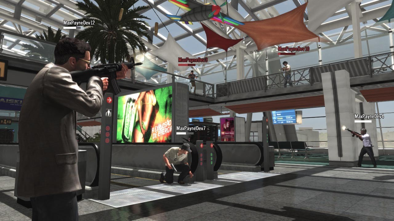 Screenshot for the game Max Payne 3: Complete Edition [v 1.0.0.196] (2012) PC   Repack от R.G. Механики