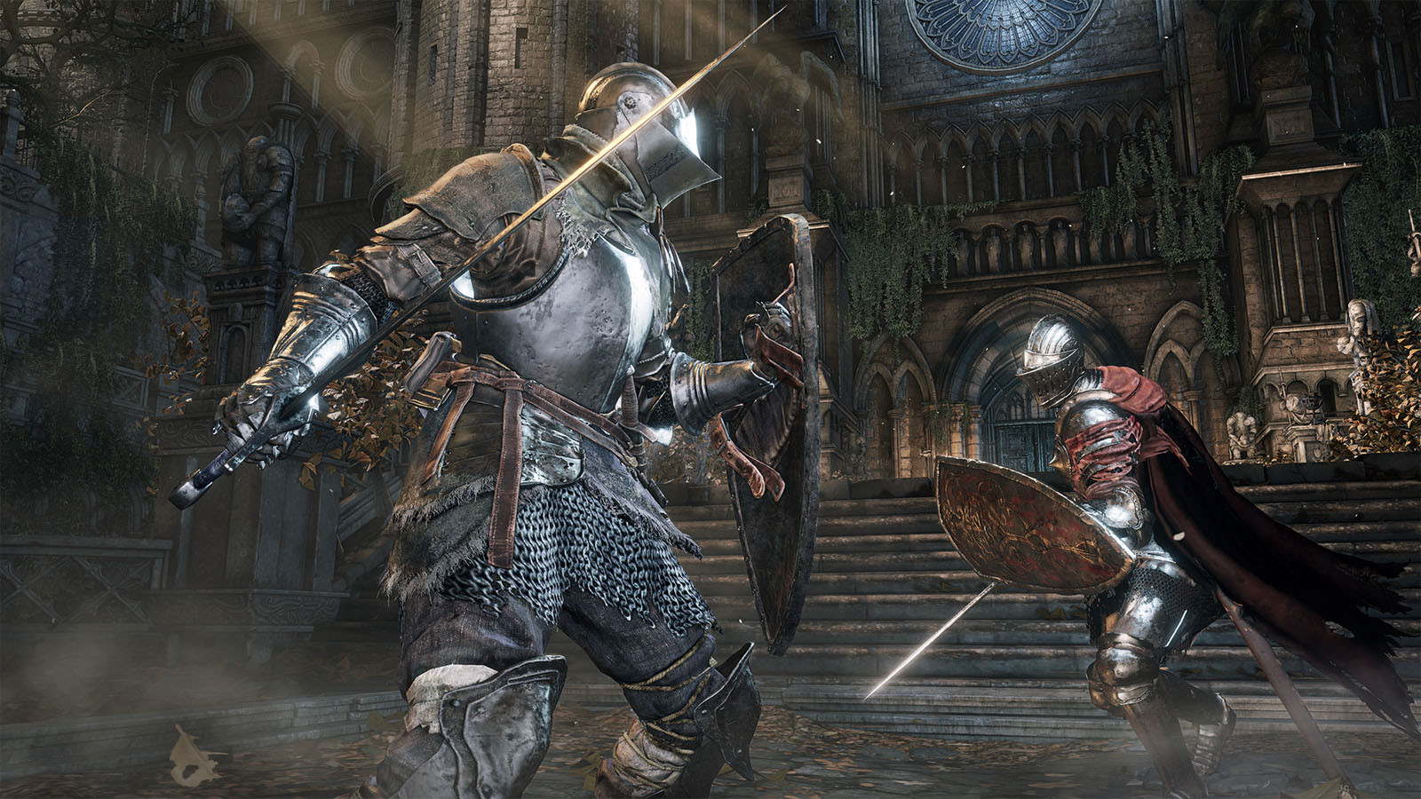 Screenshot for the game Dark Souls 3: Deluxe Edition [v 1.15 + 2 DLC] (2016) PC | RePack от R.G. Механики