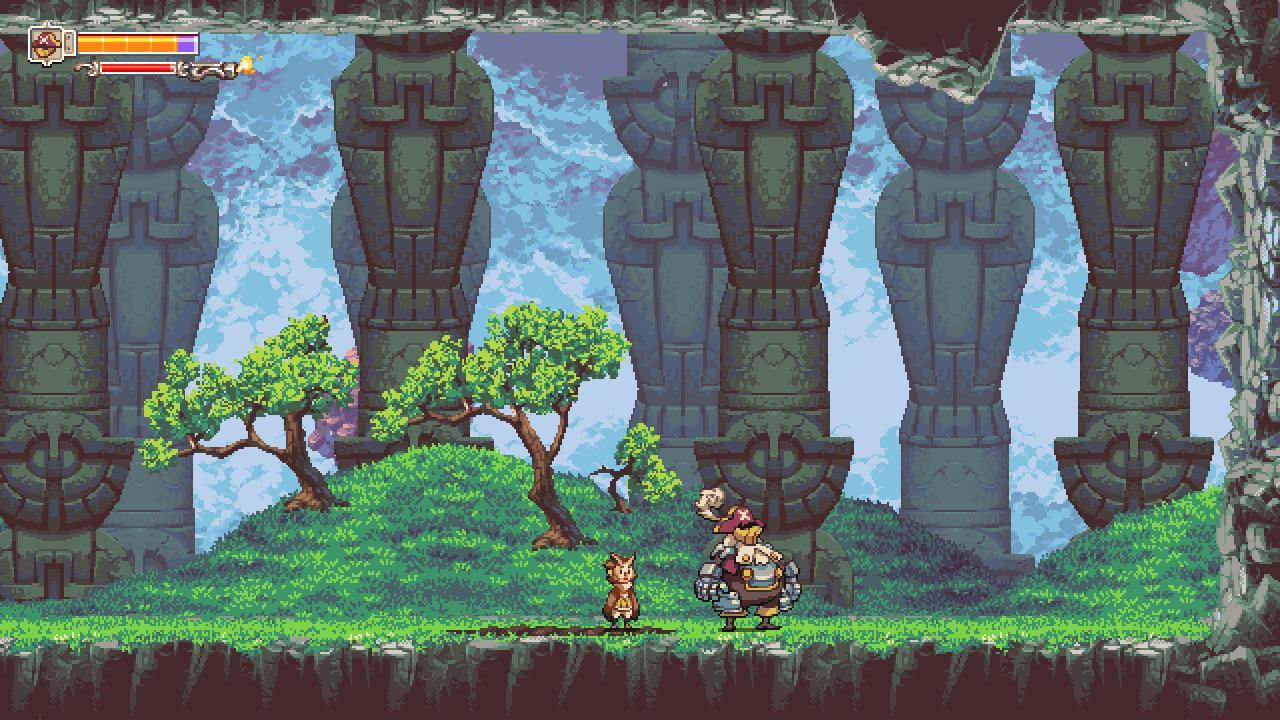Screenshot for the game Owlboy [v 1.3.6613.28019] (2016) PC | RePack от R.G. Механики
