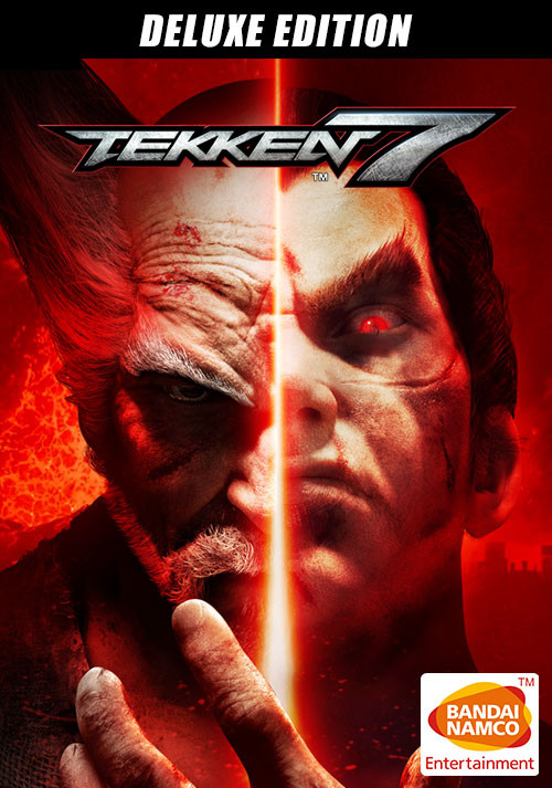 Cover Tekken 7 - Deluxe Edition