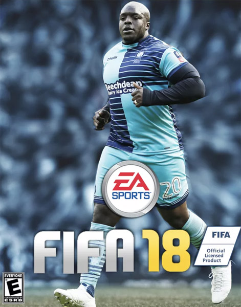 Cover FIFA 18: ICON Edition