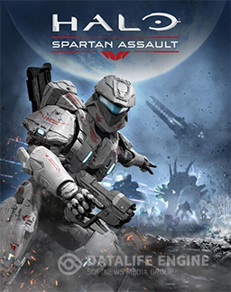 Cover Halo: Spartan Assault