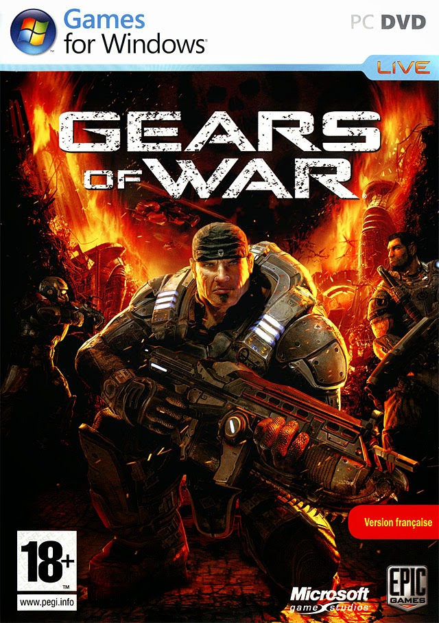 Poster Gears of War (2007)