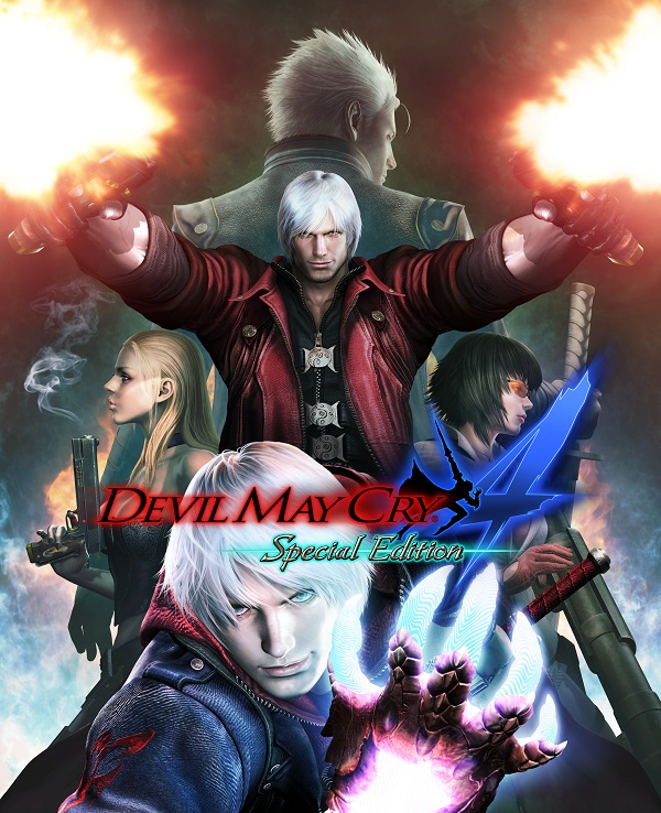 Cover Devil May Cry 4 Collector's Edition