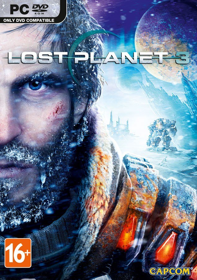 Poster Lost Planet 3 (2013)