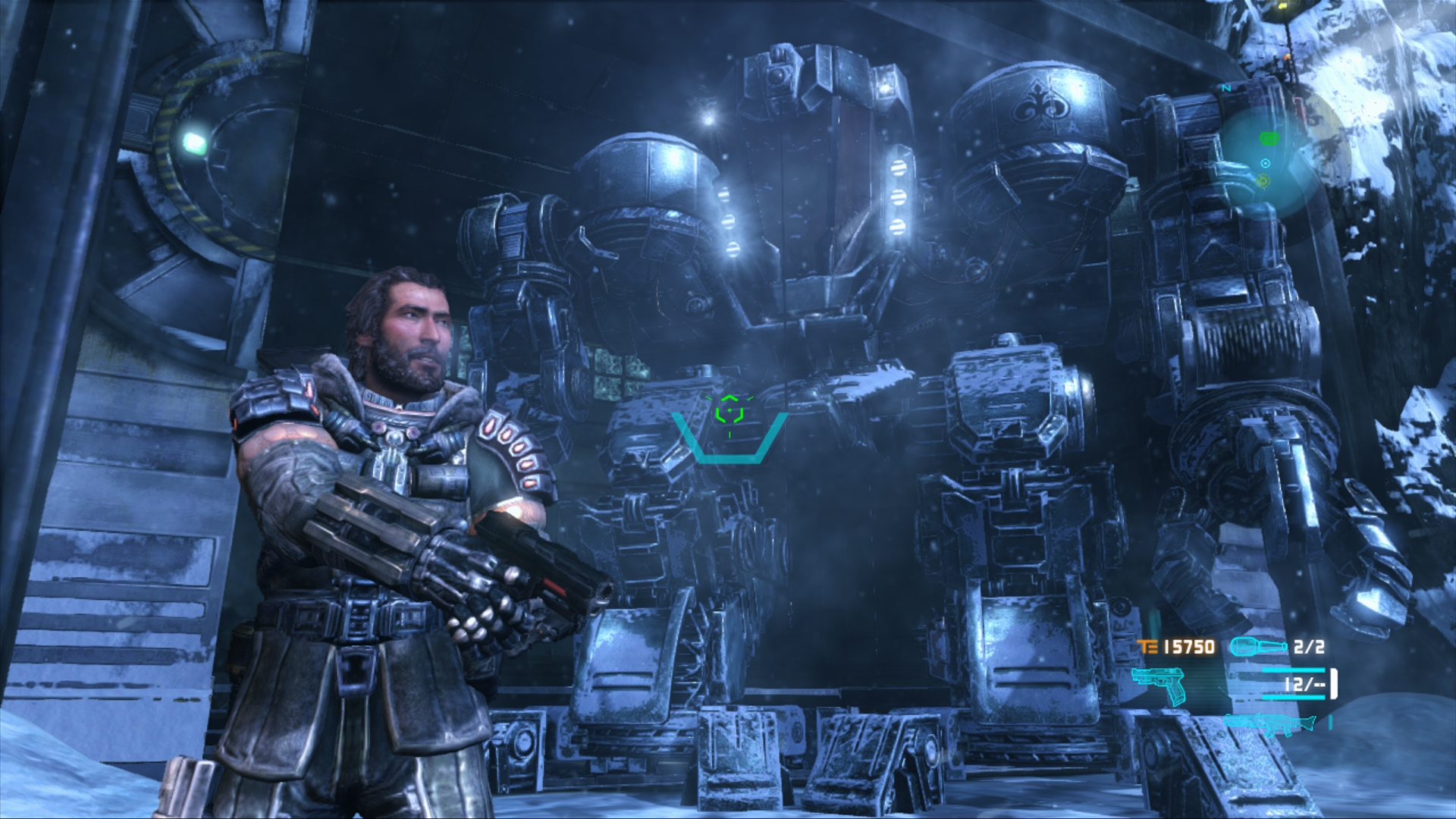 Screenshot for the game Lost Planet 3 (2013) PC | RePack by R.G. Mechanics