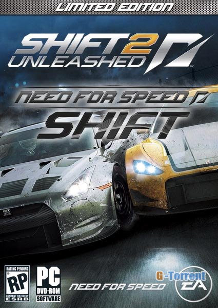 Cover Need for Speed Shift: Dilogy