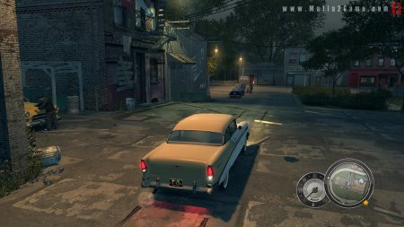 Screenshot for the game Mafia 2 (2010) PC |RePack by R.G. Mechanics