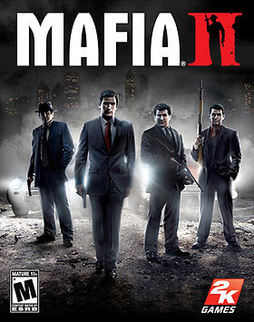 Cover Mafia 2 (2010) PC |RePack by R.G. Mechanics