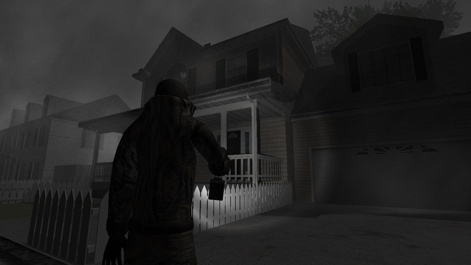 Screenshot for the game Silent Hill: Nightmare Edition (1999-2008) PC | RePack by R.G. Mechanics