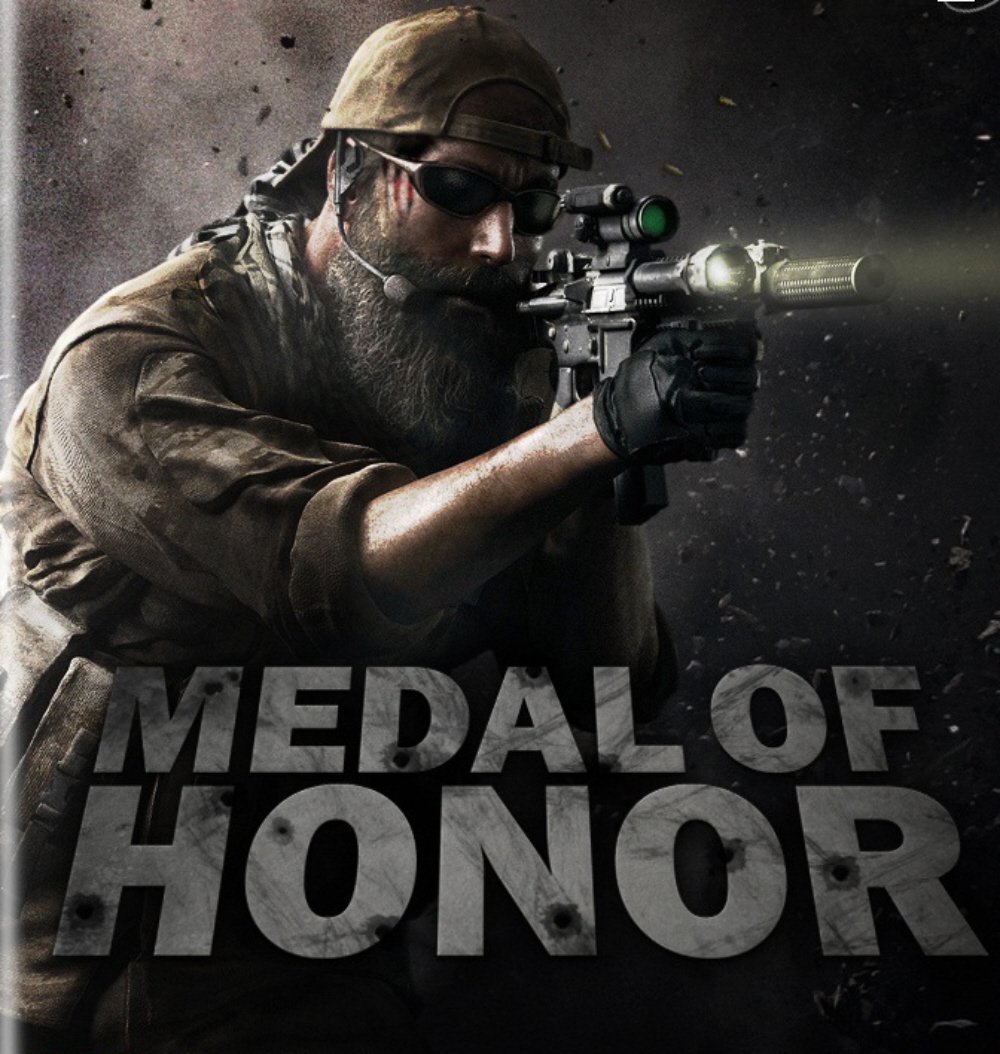 Poster Medal of Honor (2010)