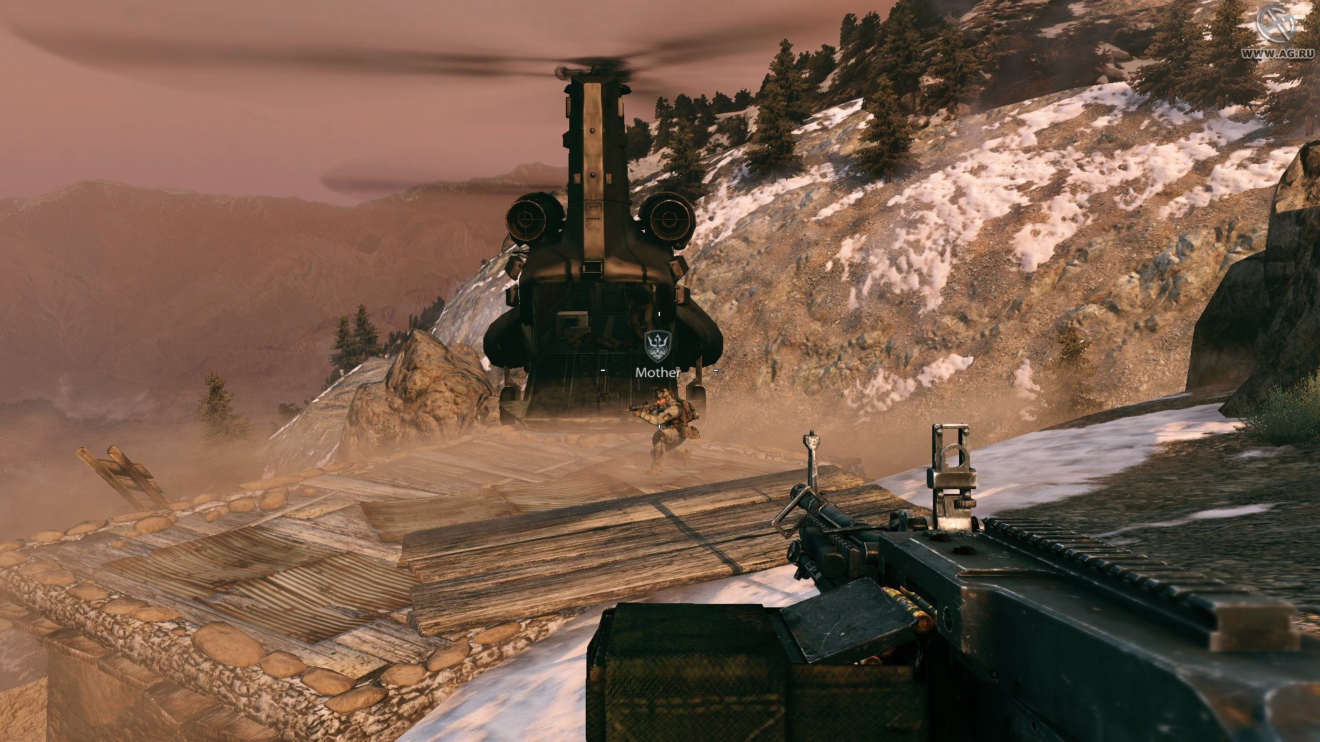 Screenshot for the game Medal of Honor - Anthology (2011) PC | RePack by R.G. Mechanics