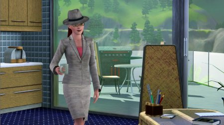 Screenshot for the game The Sims 3 (2009) PC | Repack by R.G. Mechaniki