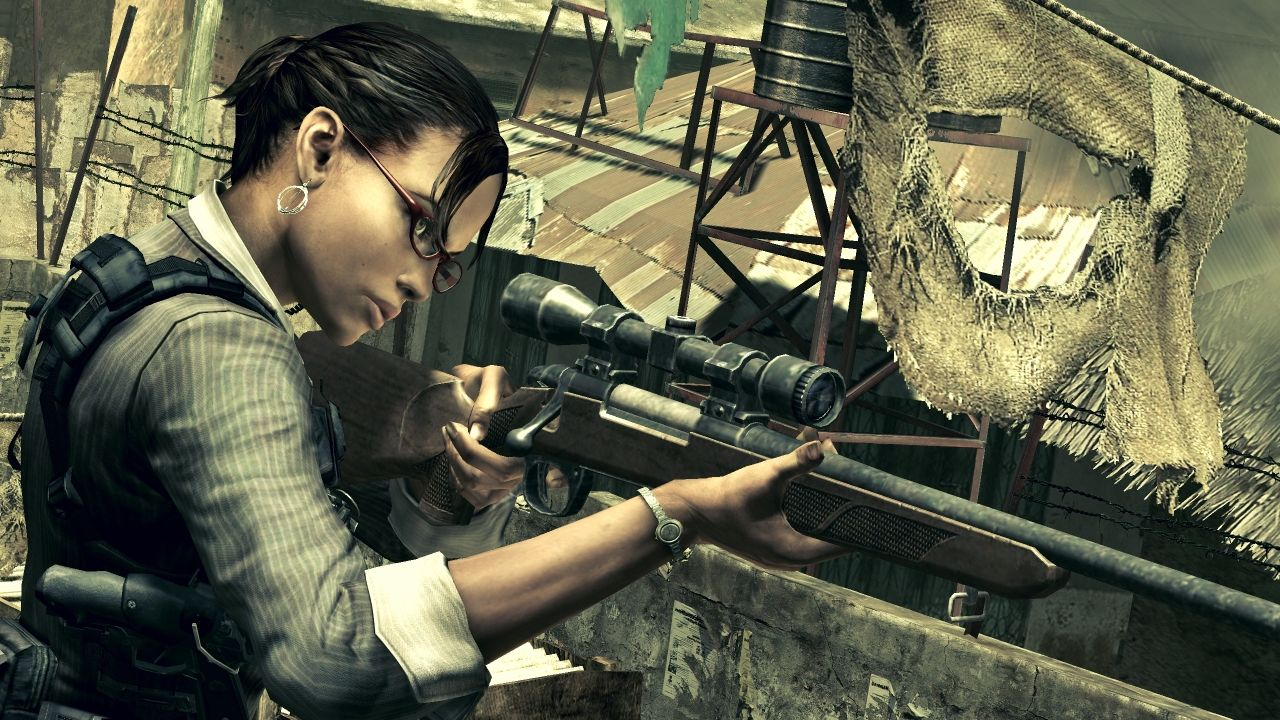 Screenshot for the game Resident Evil 5 (2009) PC | RePack от R.G. Механики