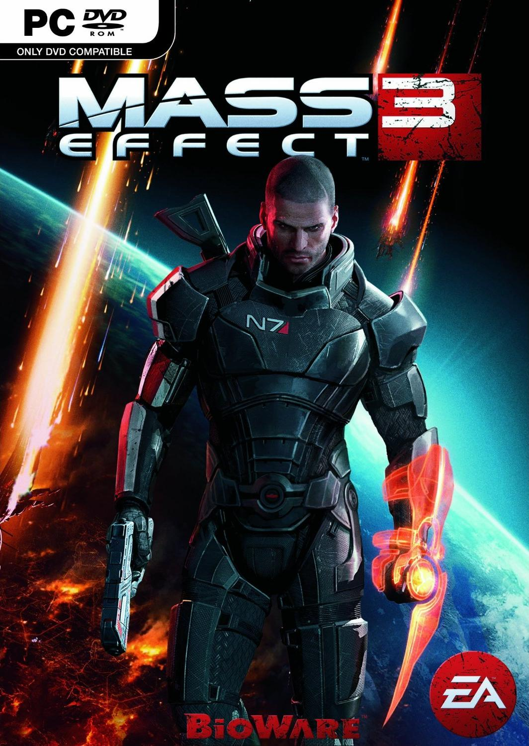 Cover Mass Effect 3 (2012) PC | RePack by R.G. Mechanics