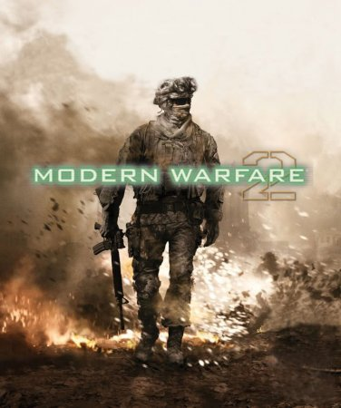 Cover Call of Duty: Modern Warfare 2 (2009) PC | Rip from R.G. Mechanics