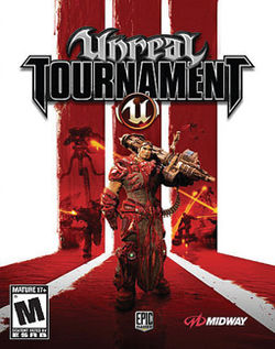 Poster Unreal Tournament 3: Special Edition (2007)