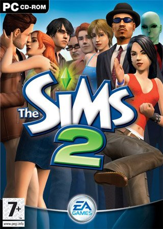 Cover The Sims 2: Anthology
