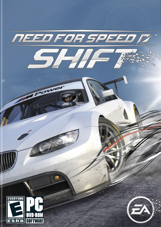 Poster Need for Speed Shift: Dilogy (2011)