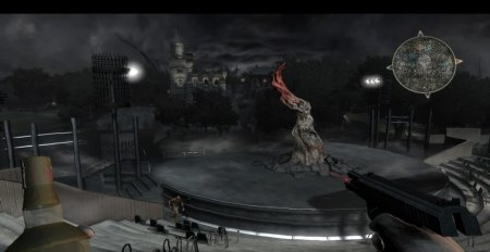 Screenshot for the game Alone In The Dark: The last feature (2008) PC | RePack by R.G. Mechanics