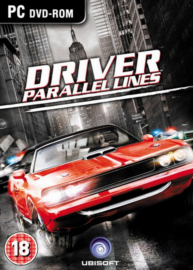 Cover Driver: Parallel Lines (2007) PC | Repack from R.G. Mechanics