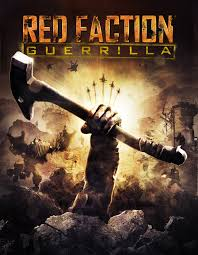 Poster Red Faction: Guerrilla (2009)