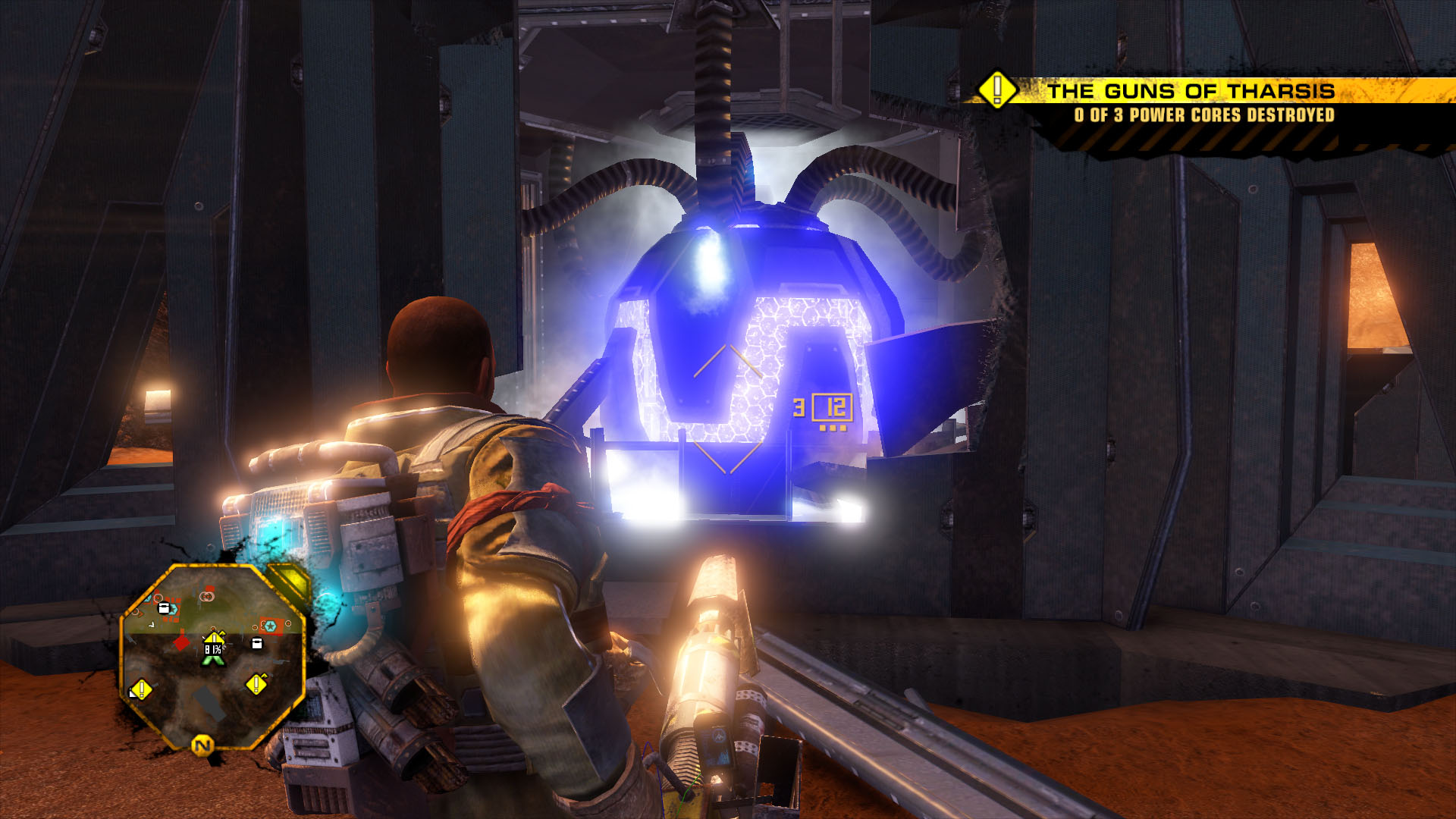 Screenshot for the game Red Faction: Guerrilla (2009) PC | Repack from R.G. Mechanics