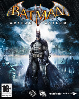Cover Batman: Arkham Asylum (2009) PC | RePack by R.G. Mechanics