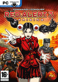 Cover Command & Conquer: Red Alert 3 & Red alert 3 Uprising