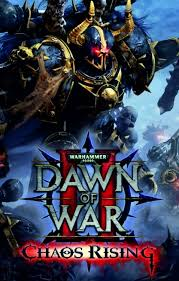Poster Warhammer 40,000: Dawn of War II: Chaos Rising (2009 l 2010)