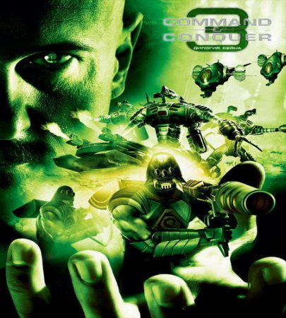 Cover Command & Conquer 3: Kane's Digest (2007-2008) PC | RePack by R.G. Mechanics