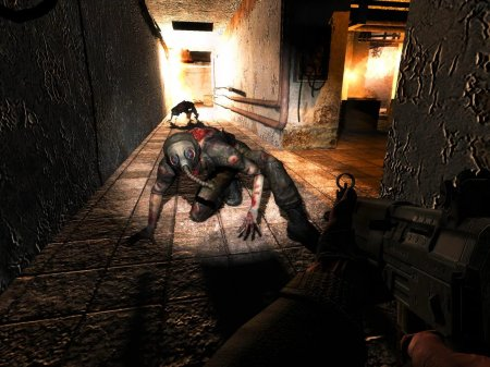 Screenshot for the game S.T.A.L.K.E.R. Gold Edition (2007-2009) PC | RePack by R.G. Mechanics