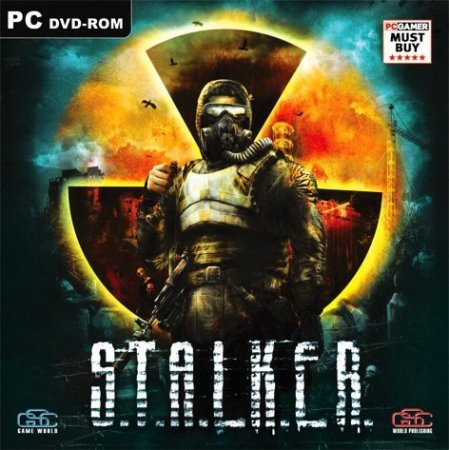 Cover S.T.A.L.K.E.R. gold Edition