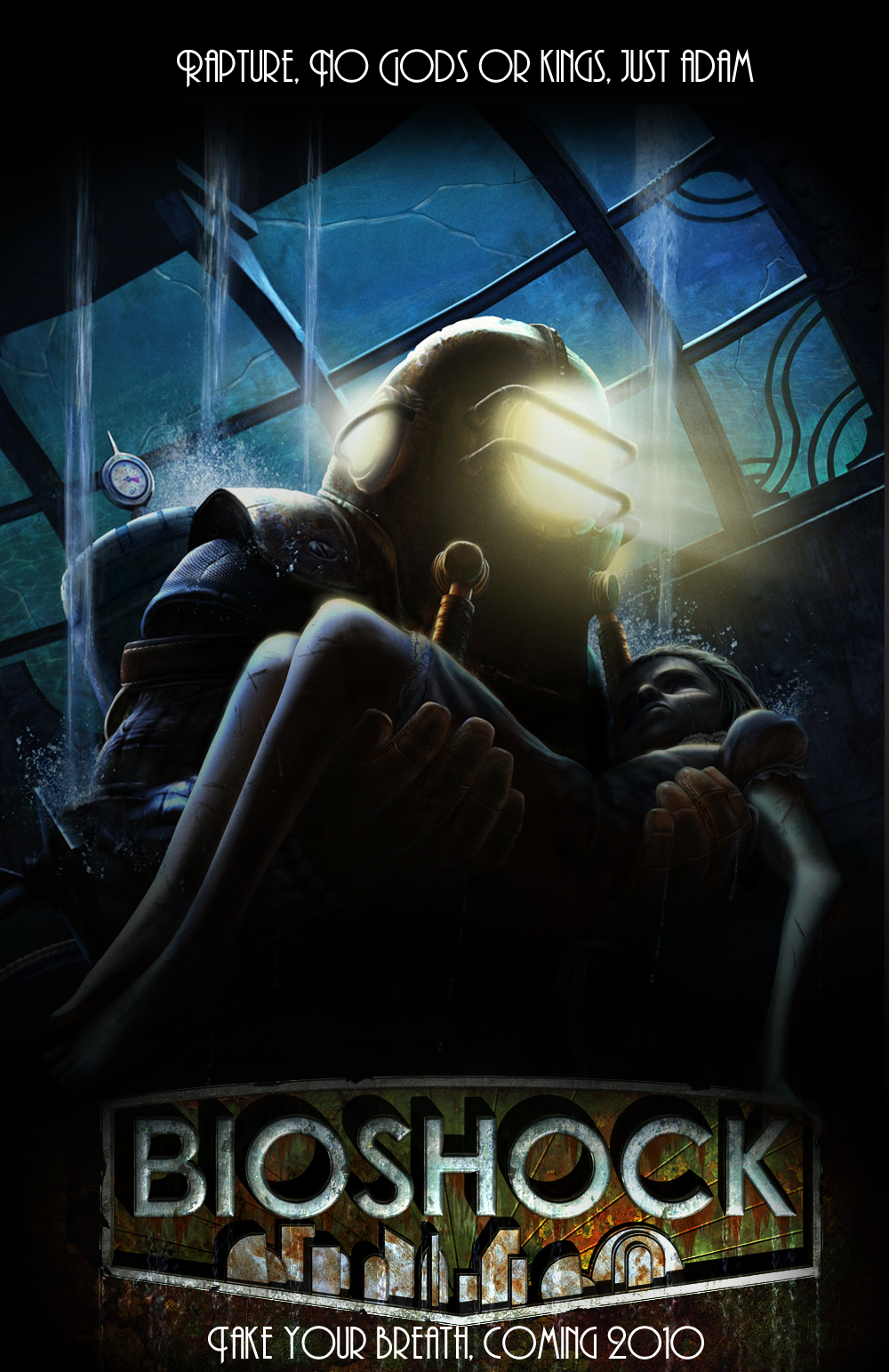 Poster Bioshock: The Digology (2007 l 2010)