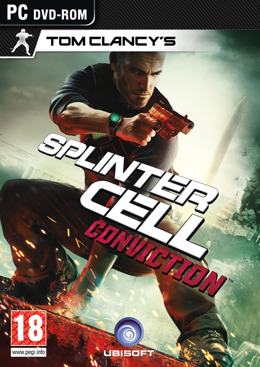 Poster Tom Clancy's Splinter Cell: Conviction (2010)