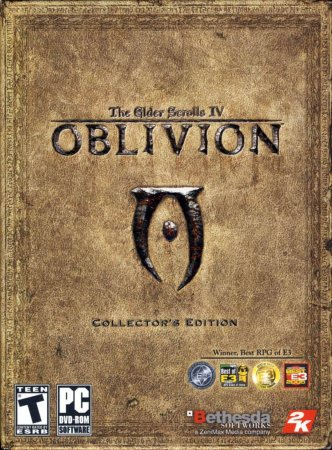 Cover The Elder Scrolls IV: Oblivion - Gold Edition (2007) PC | RePack by R.G. Mechanics