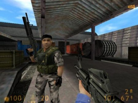 Screenshot for the game Half-Life: Anthology (1998-2007) PC | RePack by R.G. Mechanics