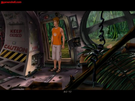 Screenshot for the game Runaway - Anthology (2002-2010) PC | RePack by R.G. Mechanics