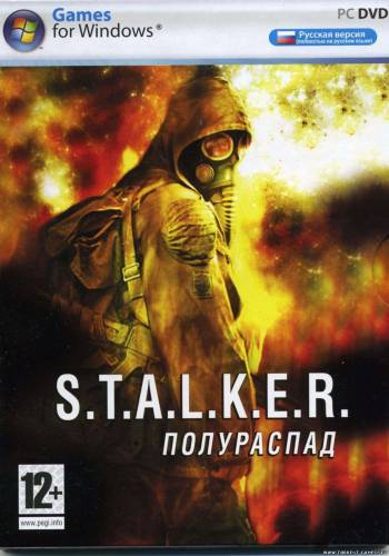Cover S.T.A.L.K.E.R.- Half-decay (S.T.L.K.E. R. Clear Sky ver.1.5.07) (2010) PC from R.G. Mechanics