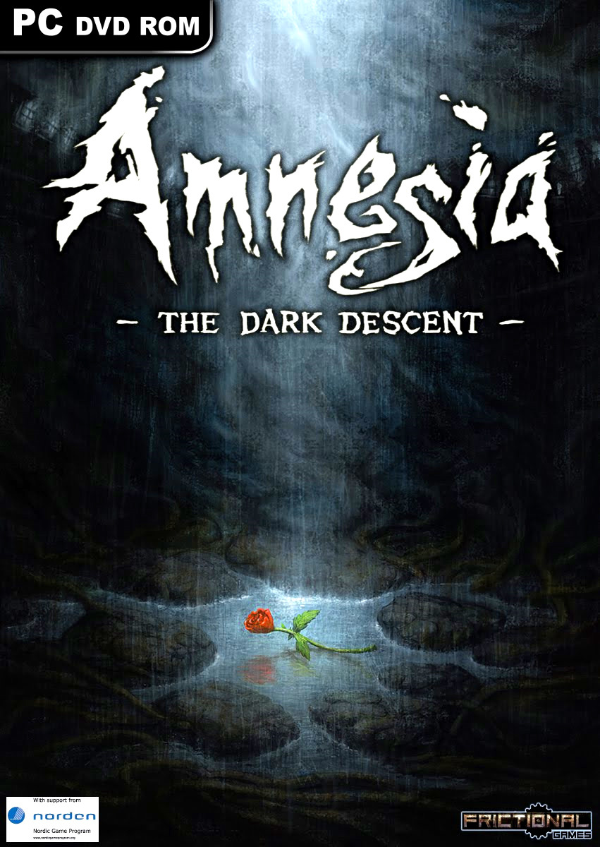 Poster Amnesia: The Ghost of the Past (2010)