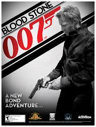 Poster James Bond: Blood Stone (2010)