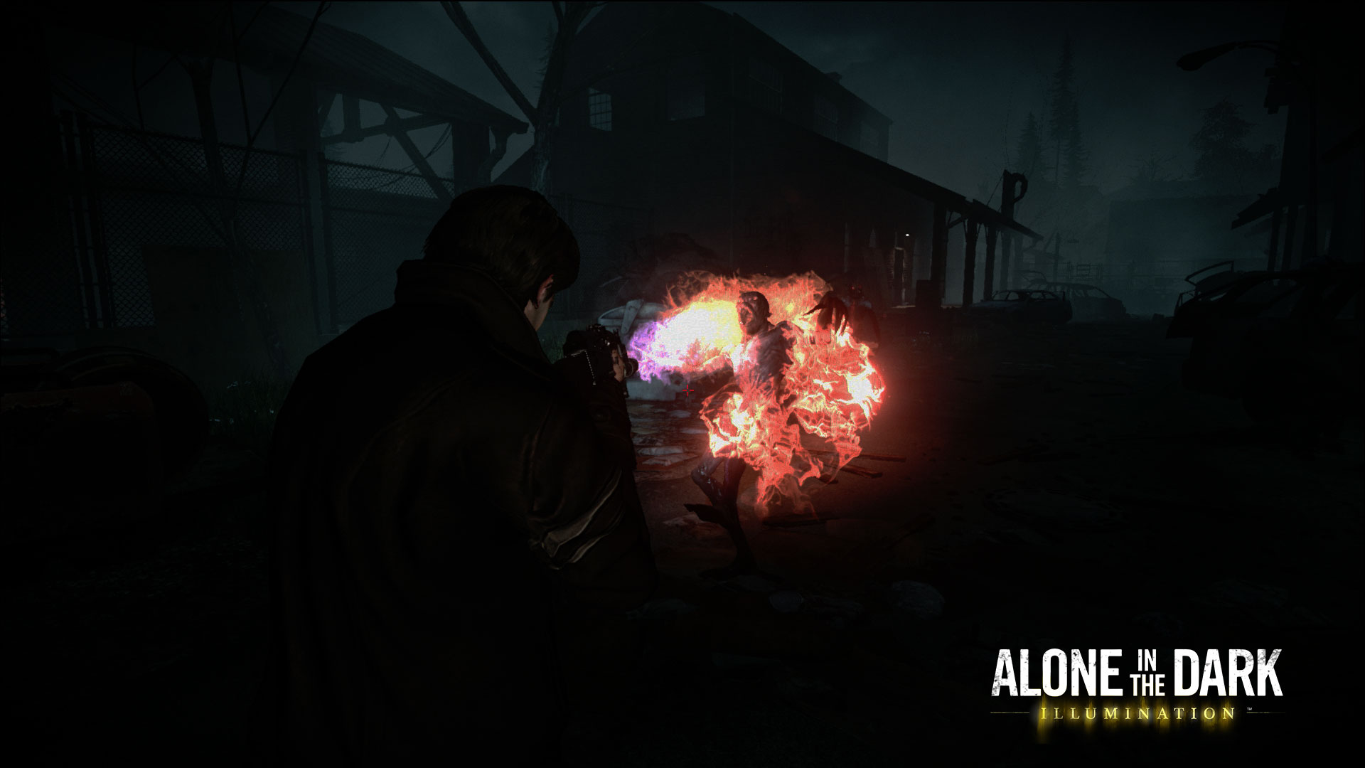 Screenshot for the game Alone in the Dark. Collector's Edition (2007 - 2008) PC | RePack by R.G. Mechanics