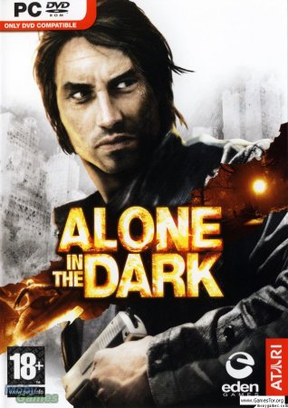 Cover Alone in the Dark. Collector's Edition (2007 - 2008) PC | RePack by R.G. Mechanics