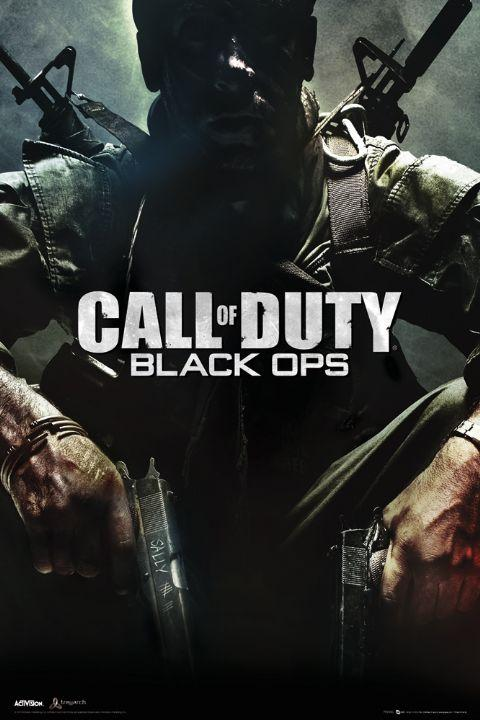 Poster Call of Duty: Black Ops (2010)