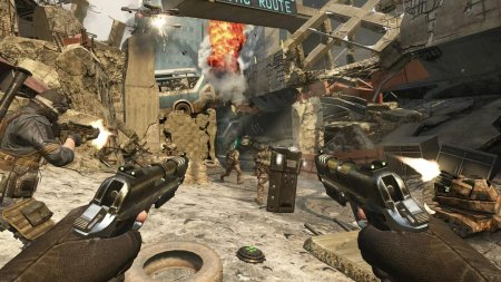 Screenshot for the game Call of Duty: Black Ops (2010) PC | RePack by R.G. Mechanics