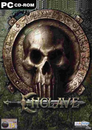 Cover Enclave (2003) PC | Repack from R.G. Mechanics